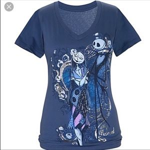 "Nightmare before Christmas ""My Beloved"" tee"